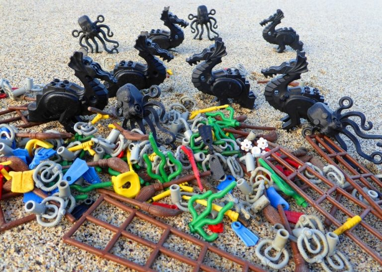 Lego Sealife