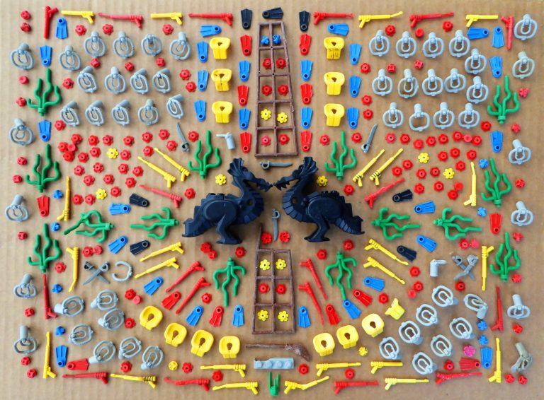 Lego Sealife Display